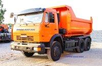 Xe ben Kamaz 15 tấn| Mua bán xe ben 3 chân  Kamaz 65115 (6x4) 12m3 tặng 100% trước bạ