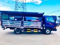Hyundai Mighty N250SL thùng mui bạt cánh dơi tiện lợi giá tốt