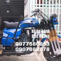 Xe lôi, Xe ba bánh Nam Định, Xe hoa lâm 175cc đến 250cc