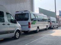 Hyundai County sản xuất năm 2020 Số tay (số sàn) Dầu diesel