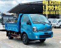 Xe Tải Kia K250B – Đóng Ben Hàn Quốc – Tải Trọng 1.9 Tấn – Thùng 1.8 Khối