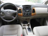 Toyota Innova V sản xuất năm 2009 Số tự động Động cơ Xăng