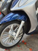 Kymco Candy Hi 50cc Bs Tphcm Xe chạy ít hao xăng, rất êm và nhẹ nhàng