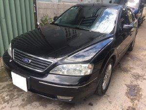 Cần bán xe Mondeo 2003, số tự động màu đen, gia đình sử dụng kỷ nên còn rất mới.
