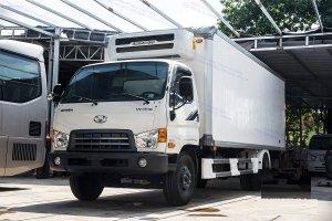 bán xe hyundai HD 120SL thùng đông lạnh