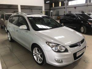 Bán Hyundai I30 CW 1.6AT màu bạc số tự động nhập nội địa Hàn Quốc cuối 2010 một chủ