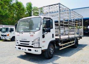 Xe tải chở gia cầm ISUZU tải cho phép chở 5 tấn - Trả Góp