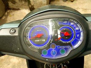 Cần Bán Yamaha Sirius 2016 FI, đi được 9.675km