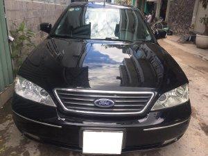 Bán Ford Mondeo 2003 đk 2004 tự động màu đen tuyệt đẹp