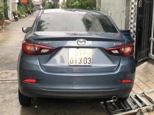 Bán Mazda 2 sedan 1.5AT màu xanh đá số tự động sản xuất 2016 biển Sài Gòn đi 14000km