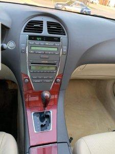 Lexus ES 350 sản xuất năm 2008 Số tự động Động cơ Xăng