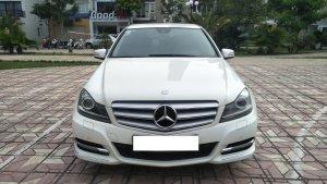 Cần bán xe mec C200, sx 2011, nhập khẩu, bản full