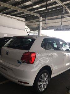 Sở hữu xe Đức Volkswagen Polo Hachback chỉ với 127tr