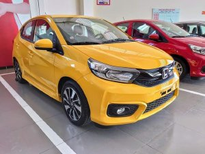 Honda Brio All new 2019