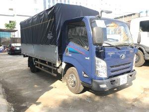 Xe tải ISUZU IZ65 tải 2.4 - 3.5 tấn thùng mui bạt Bửng Nhôm dài 4.3m -Trả Góp