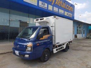 Xe tải thùng ĐÔNG LẠNH QUYỀN HYUNDAI H150 tải 1.5 tấn -Trả Góp