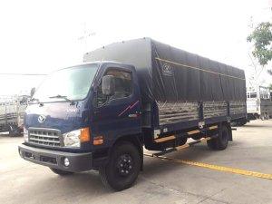 Xe tải HYUNDAI 120SL tải 8 tấn thùng mui bạt dài 6.3m - Trả Góp