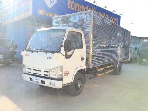 Xe tải ISUZU VM tải 1.9 tấn thùng kín dài 6.2m - Trả Góp