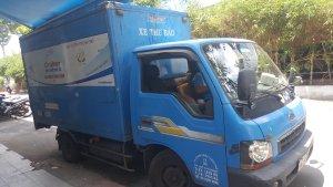 Cần thanh lý xe tải KIA dòng K2700 đời 2009