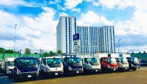xe tải tata 6 tấn ấn độ đồng loạt giảm giá từ 20 triệu đến 60 triệu