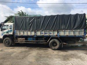 Bán xe tải Trường Giang dòng Dongfen 6,9 tấn đời 2014,