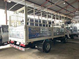 Bán trả góp xe tải JAC N200 thùng mui bạt -  Đại lí bán xe tải JAC tại TPHCM giá rẻ -xe tải JAC 1 tấn 9 thùng 4m3