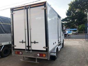 Giá xe tải Hyundai H150 thùng kín composite, hỗ trợ trả góp 80% LS thấp