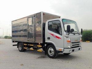 Hãng xe Loại xe Giá Tỉnh thành Năm Tình trạng Tiêu chí khác Cần bán xe tải JAC N350 tải 3.5T 2019, thùng 4,4m giá tốt