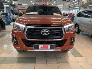 Toyota Hilux 2.8G AT, bảng Full, 2019 - nhập khẩu Thái, giá thương lượng tốt