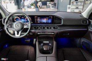 Mercedes GLE450 7 Chỗ Đủ Màu, Giao Ngay - Giá Tốt
