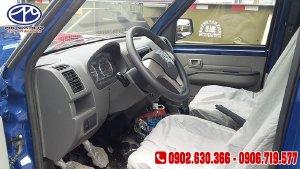 Xe kenbo dưới 1 tấn - Kenbo 990kg thùng kín