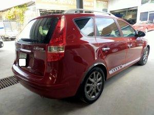 Hyundai I30 CW 1.6AT 2010 màu đỏ biển SG xe siêu đẹp