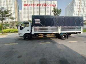 isuzu 1t9 - thùng dài 6m2 - linh kiện nhập khẩu chính hãng.