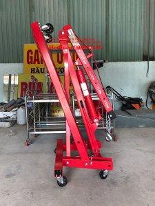 Cẩu móc động cơ 2 tấn,chịu lưc cao,chất lượng,uy tín,hàng chính hãng.