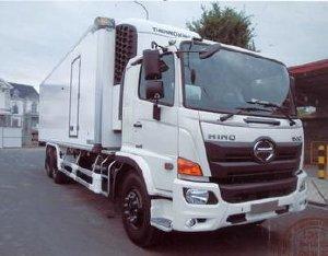 Giá xe tải Hino FL ( Thùng Đông Lạnh Quyền ). Tải 15 tấn