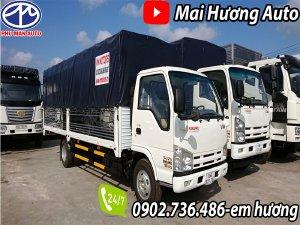 Bán xe tải Isuzu Vĩnh Phát thùng dài 6m2   Xe tải Isuzu 1.9 tấn