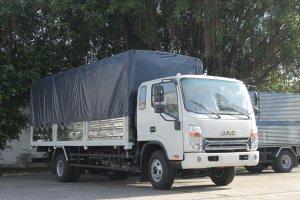 xe tải 6 tấn 5 máy nhập khẩu giá tốt mau thu hồi vốn giá 200tr
