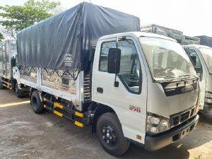 Giá xe tải Isuzu 1.9 tấn thùng kín, thùng bạt, thùng lửng, thùng đông lạnh