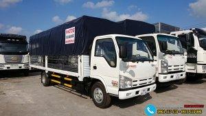 Bán lô xe tải ISUZU 1T9 thùng dài 6m2 rộng 2m