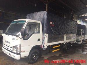 Bán xe tải ISUZU 3T5 thùng dài 4m3, giao ngay trong ngày