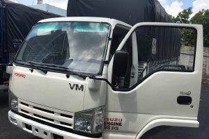 Giá xe tải isuzu vinh phat 1t9 thùng chở pallet vào thành phố|Hỗ trợ trả góp