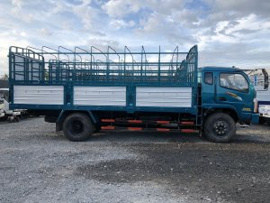 Xe tải chiến thắng 6.5 tấn thùng bạt (CT6.50TL1/4X4) LH 0357764053 MR TRÍ
