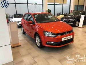 Bán xe Volkswagen Polo Hatchback 2018 nhập khẩu, Khuyến mãi phí trước bạ