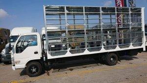 Giá xe tải isuzu chở xe máy 2 tầng vào thành phố|Hỗ trợ trả góp