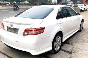 Bán xe Camry SE màu trắng, sx 2010 nhập Mỹ.