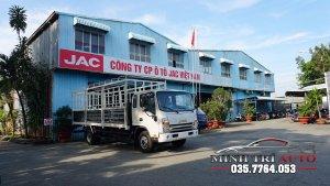 xe tải jac n650 plus thùng 6m2 giá cạnh tranh — hỗ trợ trả góp .