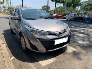 Bán Toyota Vios 2019, số sàn, màu Bạc