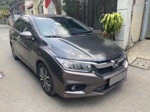 Cần bán Honda City Top 2019 màu Nâu