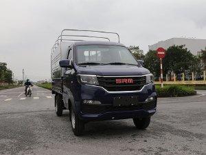 Báo giá xe tải thùng SRM 900Kg - xe nhập 2020