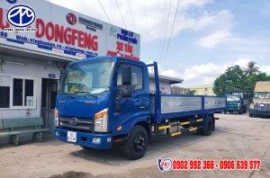 Bán xe tải veam vt260-1 thung lửng - Veam 1.9 tấn thùng dài 6m2